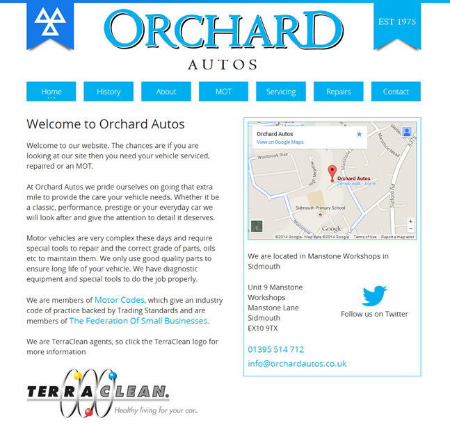 Orchard Autos